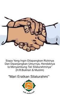 MDS bersilaturahmi poster