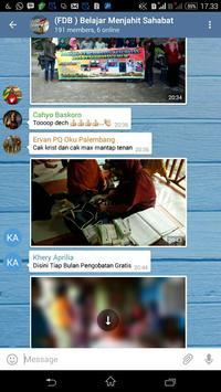 MDS bersilaturahmi apk screenshot
