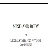 MIND AND BODY icon