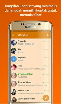 MOE Chat... poster
