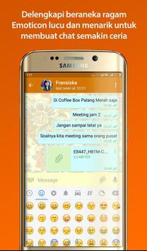 MOE Chat... apk screenshot