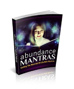 Mantras for Abundance apk screenshot