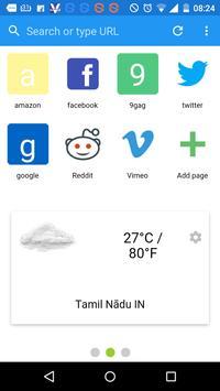 Magneto browser apk screenshot