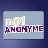 Mail Anonyme icon