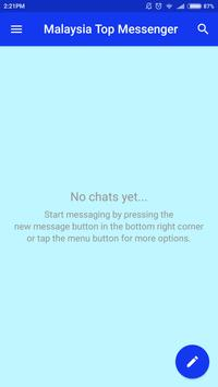 Malaysia Top Messenger poster