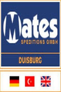 Mates Spedition poster