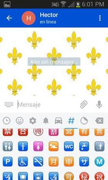 MessApsChat apk screenshot