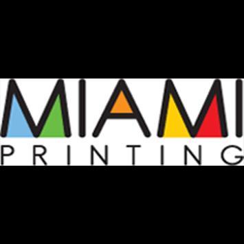 Miami Printing poster