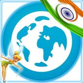 Pixie Browser: India icon