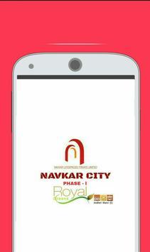 Navkar City poster