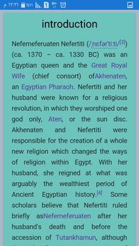 Nefertiti apk screenshot