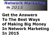 Network Markeing In 2015 icon