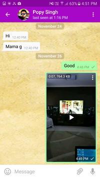 Pop Chat apk screenshot