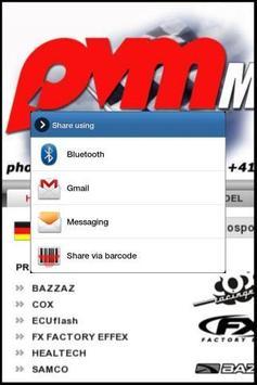 PVM Motosport apk screenshot