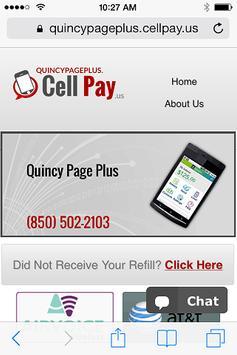 Page Plus Prepaid Refills apk screenshot