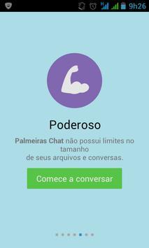 Palmeiras Chat apk screenshot