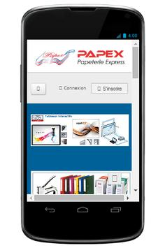 PAPEX.SN Mobile poster