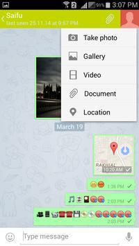 Perfect Messenger apk screenshot