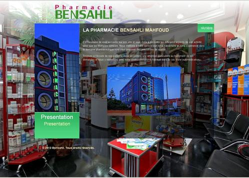 Pharmacie Bensahli Mahfoud apk screenshot