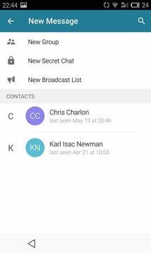 PinGein - Messenger apk screenshot