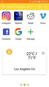 Piveeo Browser poster