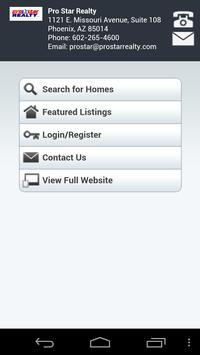 ProStar Realty apk screenshot