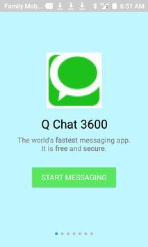 Q Chat 3600 apk screenshot