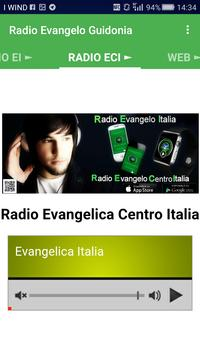 Radio Evangelo Guidonia apk screenshot