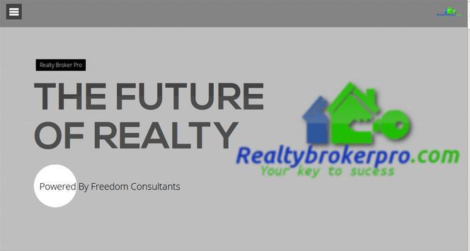 Realty Broker Pro poster