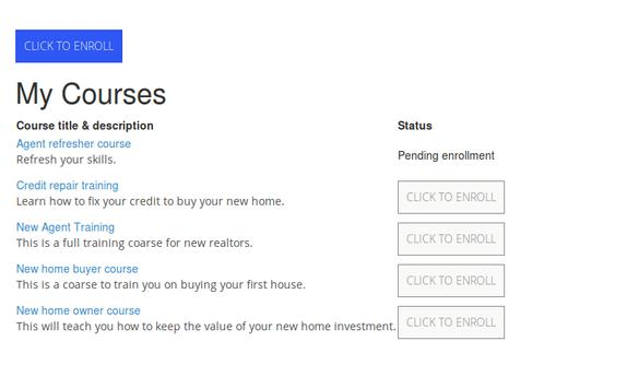 Realty Broker Pro apk screenshot