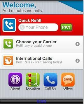 Red Pocket Recharge poster