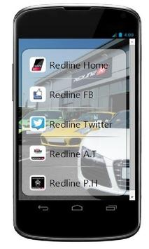 Redline Specialist Cars V1 apk screenshot