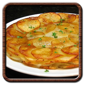 Рецепты из картофеля. Блюда. icon