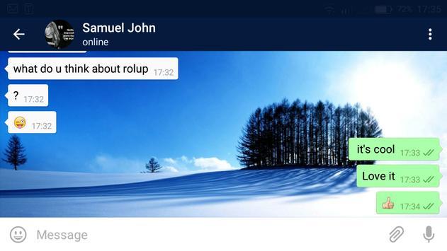 RolUp apk screenshot