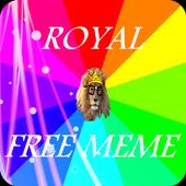 Royal Meme icon
