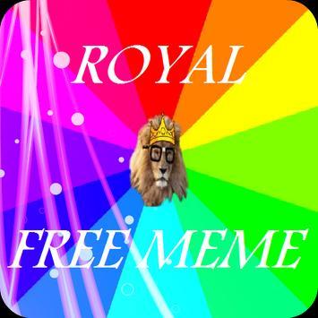 Royal Meme apk screenshot