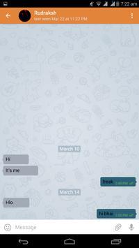SMS IT. apk screenshot