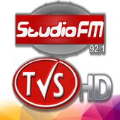 StudioFM y TVS HD icon