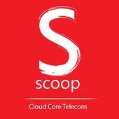 Scoop Cloud Core Telecom icon