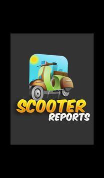 Scooter Reports apk screenshot