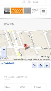 Sabadell Smart Congress 2014 apk screenshot