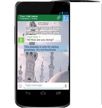 SalamChat apk screenshot