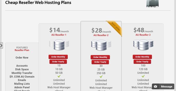 ServersINseconds Web Hosting apk screenshot