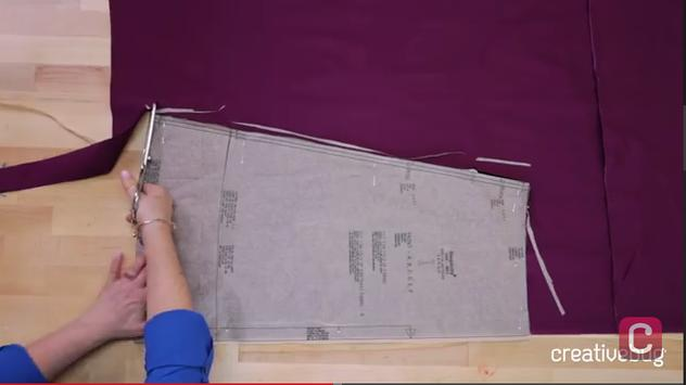 Sewing Tutorial apk screenshot