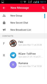 Shrill apk screenshot