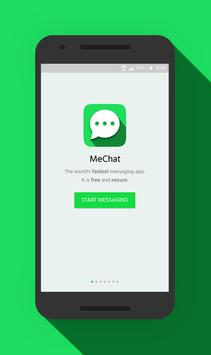 MeChat: Chat And Meet People poster