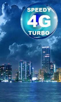 4G Speedy Browser Turbo apk screenshot