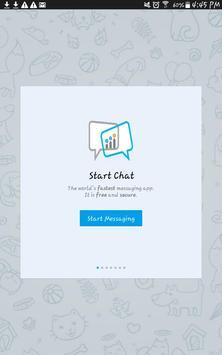 StartChat apk screenshot