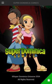 Super Dominica Comics poster