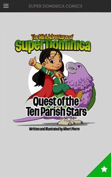Super Dominica Comics apk screenshot